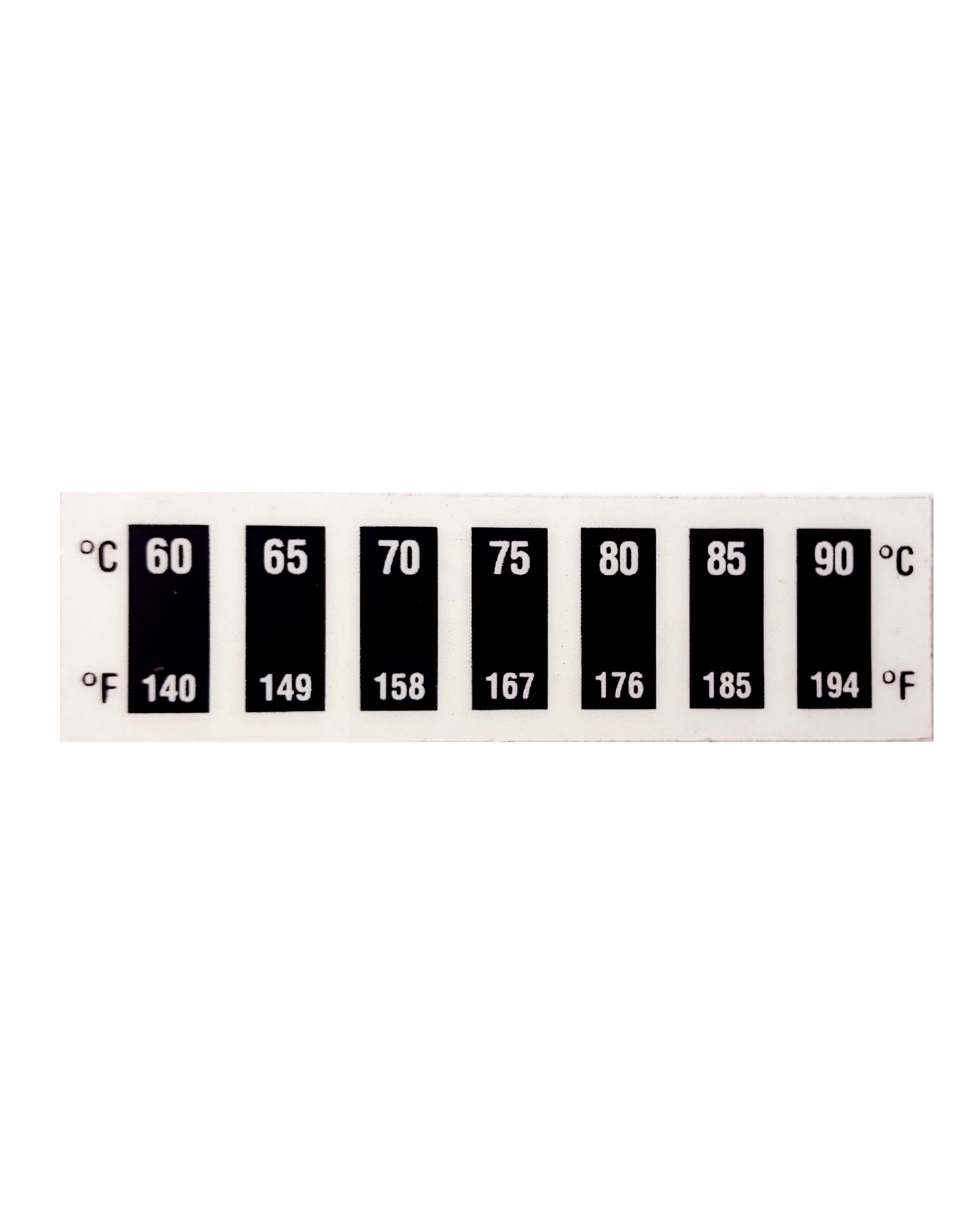 Szalaghőmérő