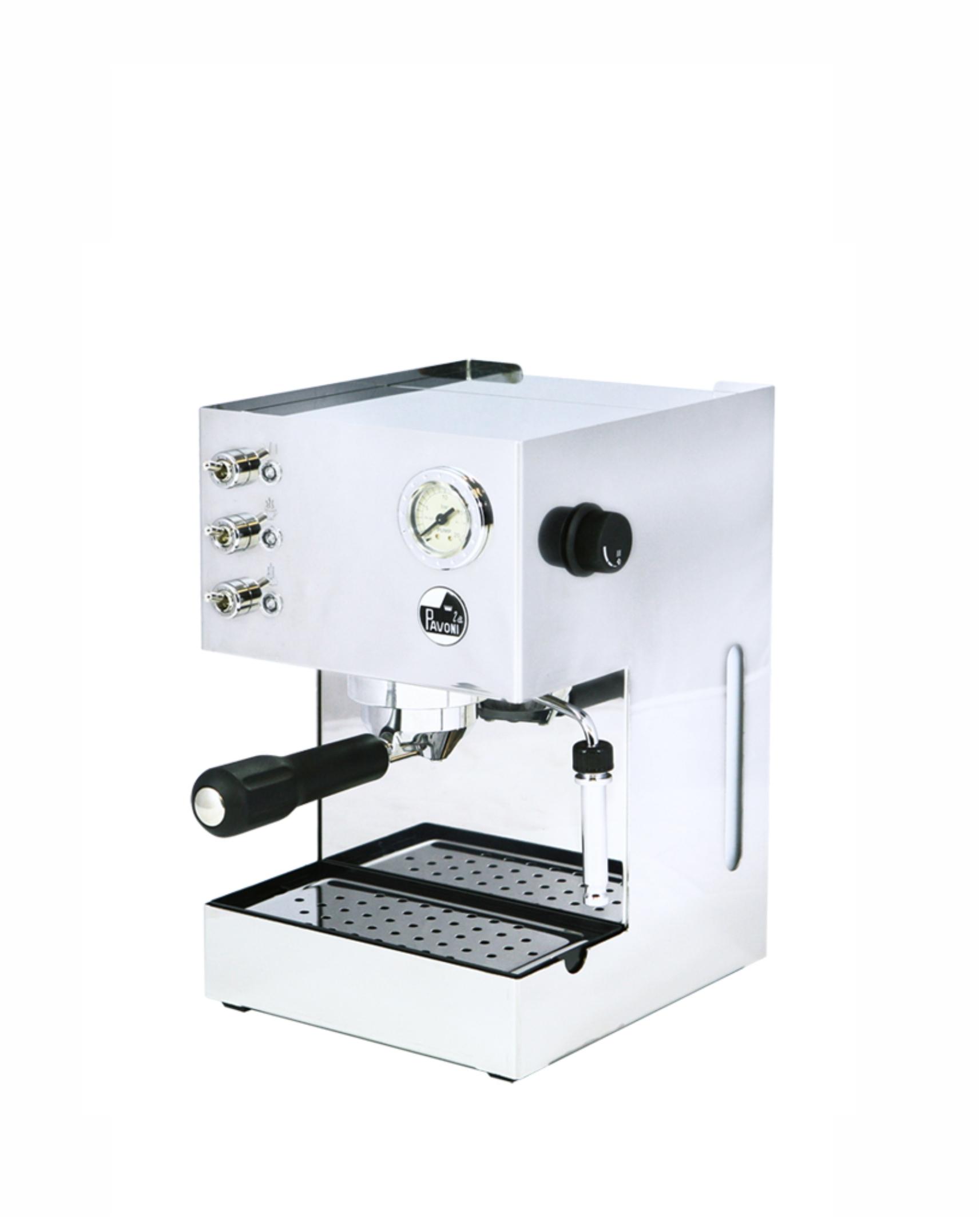 Gran Caffé Steel - GCM